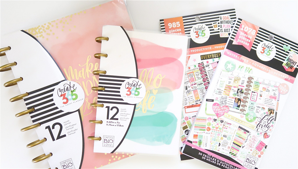 Me and My Big Ideas (MAMBI) – Happy Planner + Stickers Haul
