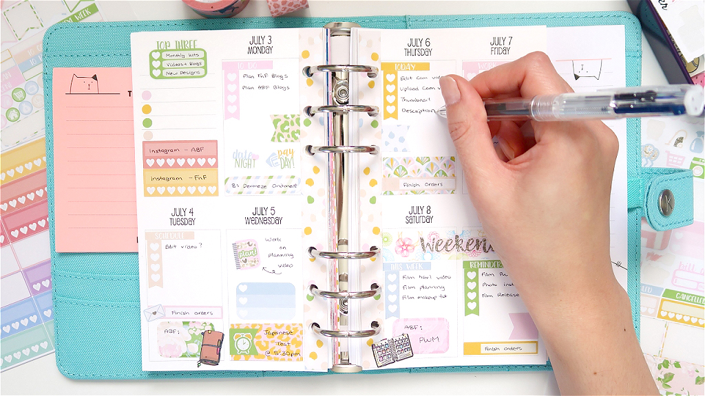 Plan With Me with Made by Elissa // Sew Much Crafting